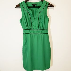 Banana Republic Factory Kelly Green Career Dress 2